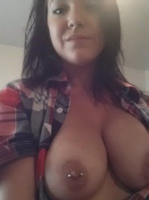 amateur photo Boobs, nice and casual-like