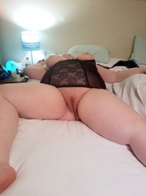 amateur photo Any Love For BBW