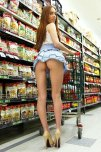 amateur photo I want to do her right there in the market