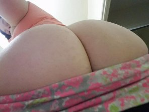 amateur photo More booty for you