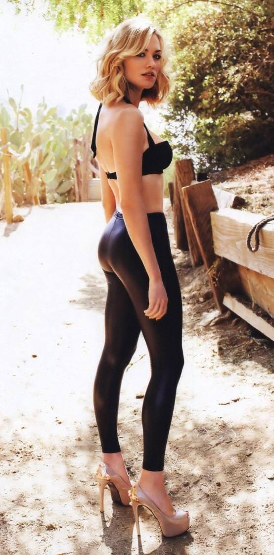 Yvonne Strahovski porno napalone filmy porno mama