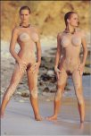 amateur photo Van Breeschooten Twins [via nsfw2]