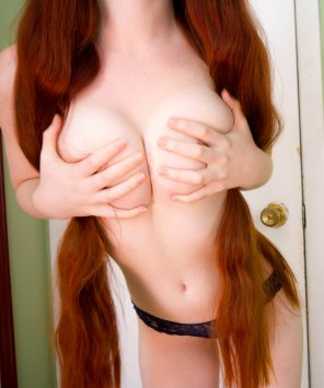amateur photo A handful of ginger :)
