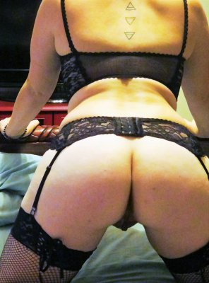 amateur photo Ready for a Spanking