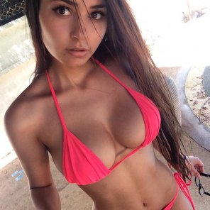 amateur photo Helga Lovekaty