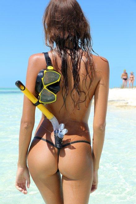 Anyone for the scuba? Porn Photo