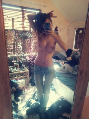 amateur photo Jeans