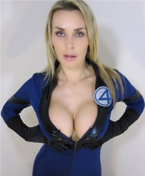 amateur photo Tanya Tate