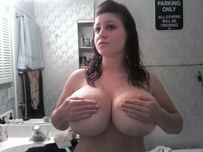 amateur photo Massive tits