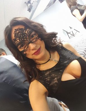 amateur photo Mysterious Latina