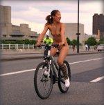 amateur photo on yer bike