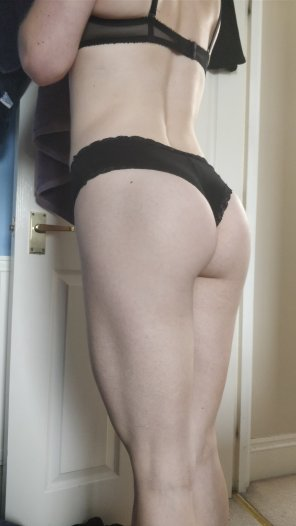 amateur photo Original ContentMorning booty