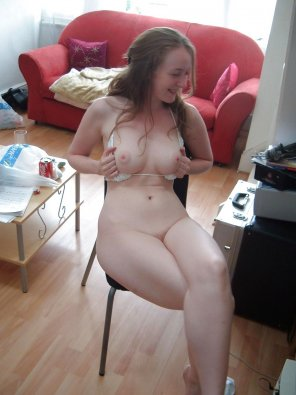 amateur photo Sexy Pale Babe