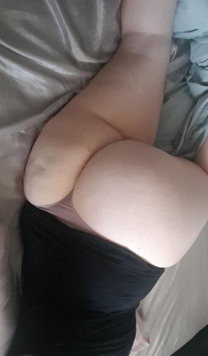 amateur photo Morning booty