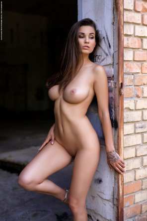 amateur photo Hot Hungarian Brunette