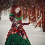 amateur photo Snowfall