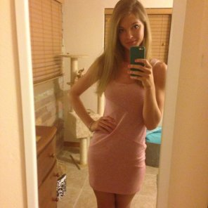 amateur photo Tall & Cute
