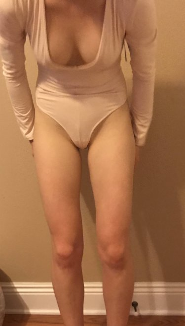 I'm telling all you guys and girls bodysuits are my jam! Stripping album in comments! Porn Photo