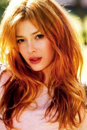 amateur photo Elena Satine