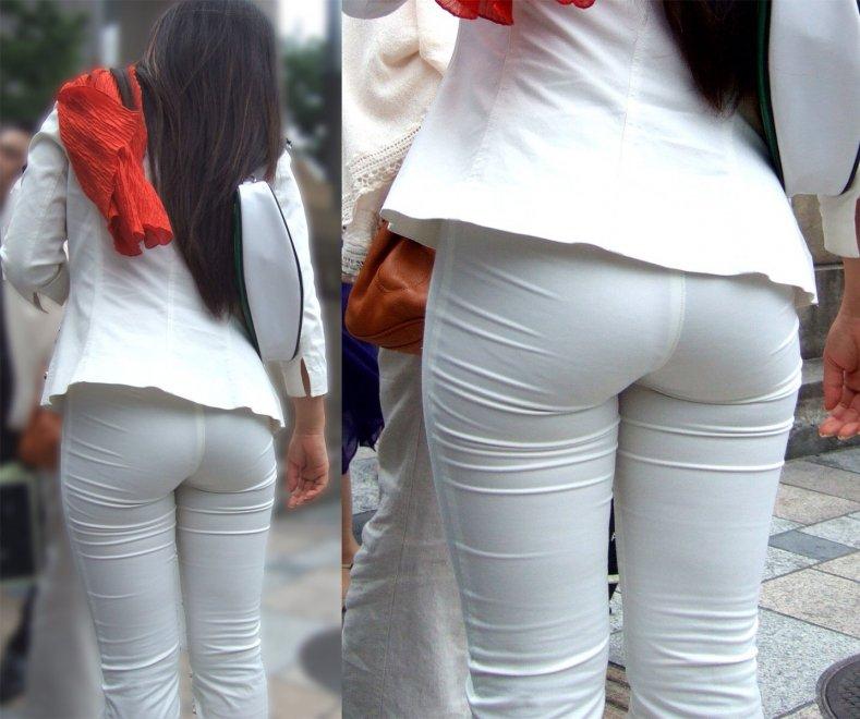 White pants Porno Zdjęcie