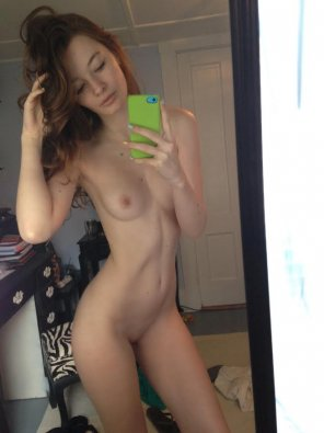 amateur photo Petite Brunette