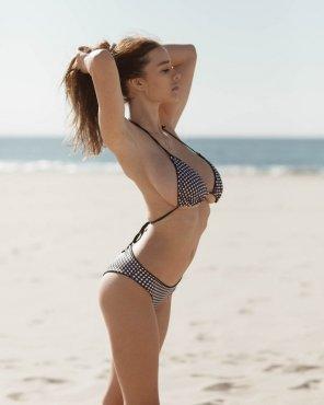 amateur photo Beach Teen!