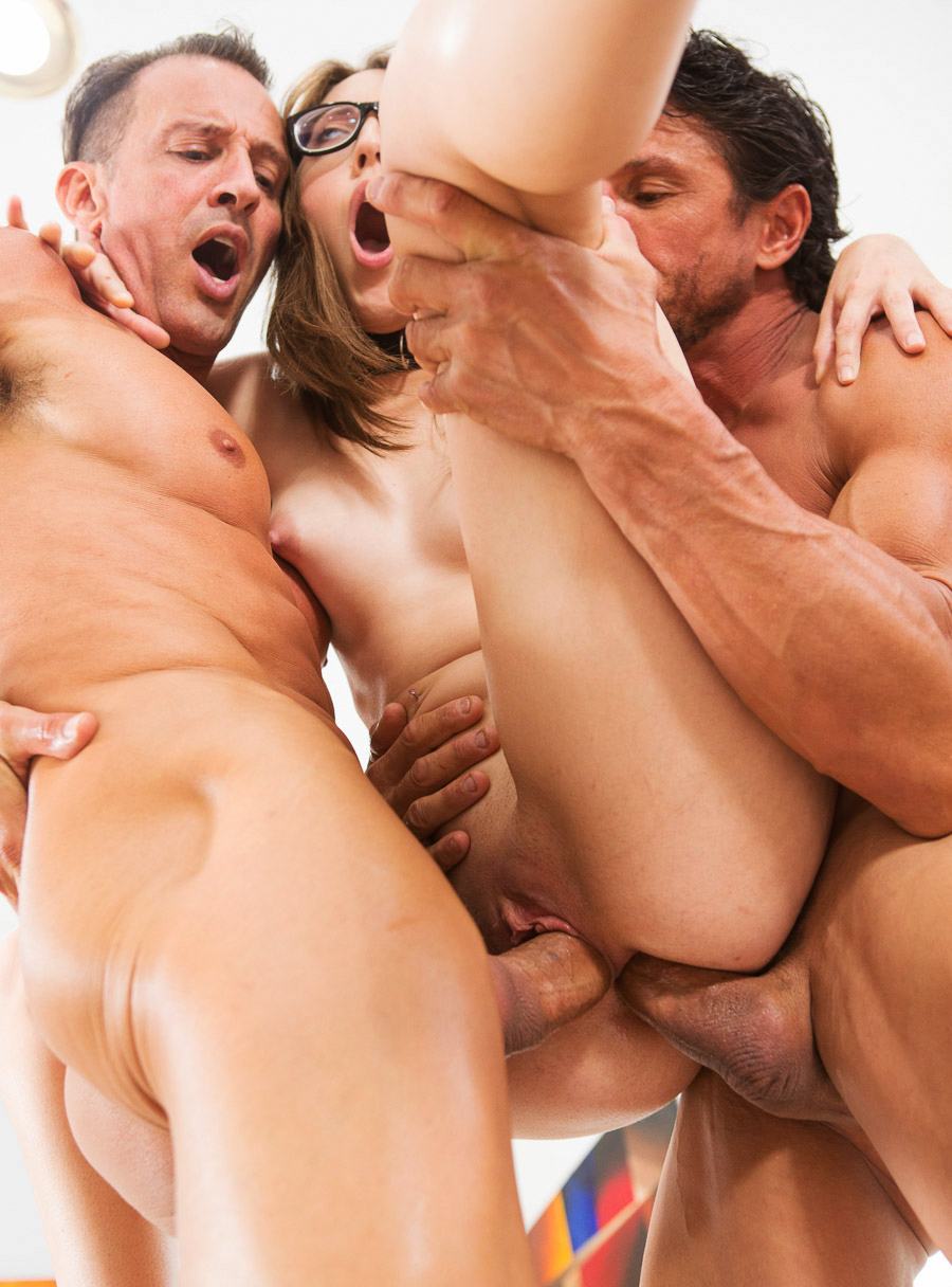 Orgasm From Double Penetration