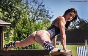amateur photo Sporty VanessaRusso