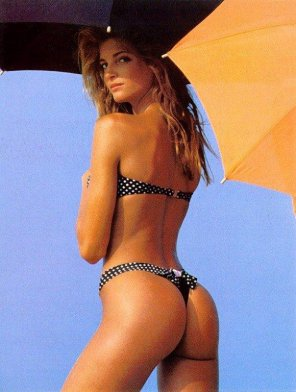 amateur photo Stephanie Seymour
