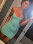 amateur photo Hot tight dress