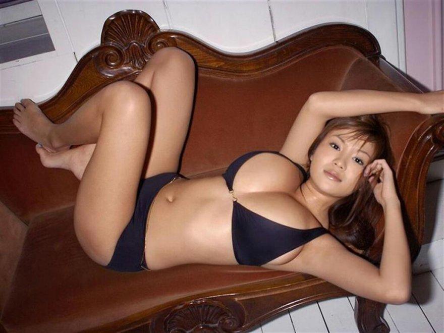 Feel free to use the sofa Porn Photo
