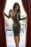 amateur photo Gabriela Cevallos - great cleavage