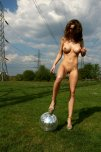 amateur photo Disco Ball