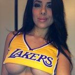 amateur photo Go Lakers!
