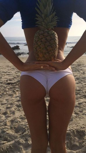 amateur photo Pineapple