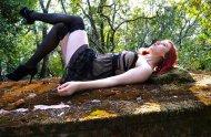 GiGi OD | Cemetery Shoot