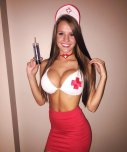 amateur photo Hello Nurse