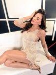 amateur photo Alejandra Rivera - Lace minidress