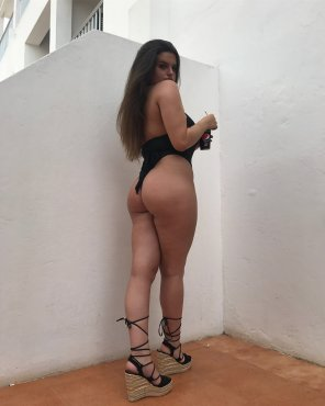 amateur photo Thick Teen