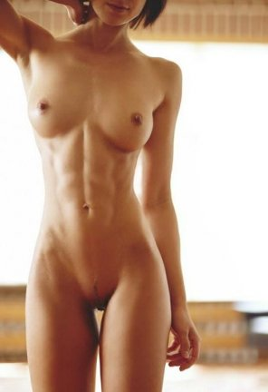 amateur photo Fitness does her body good