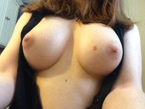 amateur photo Nice amateur bewbs