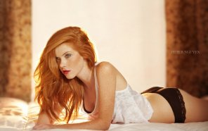 amateur photo Redheaded Goddess: Vanessa Jade Barnfather