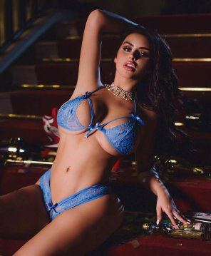 amateur photo Abigail Ratchford