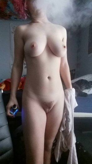 amateur photo A new way to hide my [f]ace