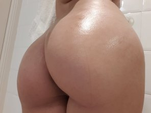amateur photo Would you hold or spank it?