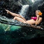 amateur photo Splish splash