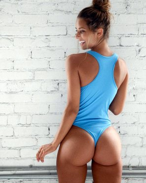 amateur photo She's just cute! And round