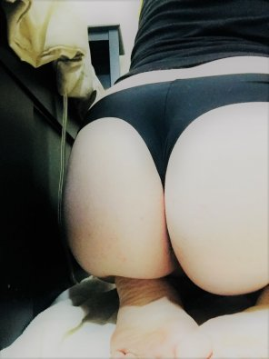 amateur photo Just a simple booty, but it's mine!