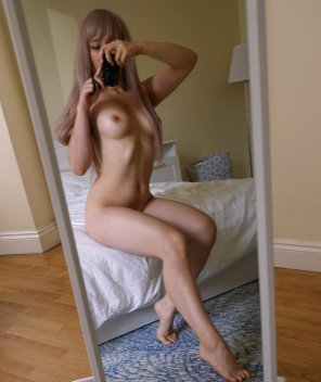 amateur photo Best use of a mirror ;)
