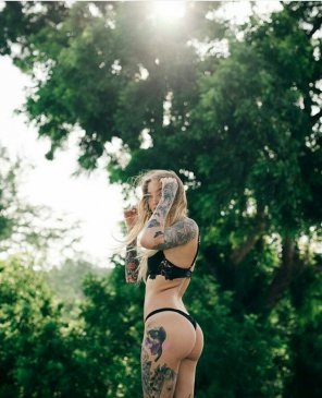 amateur photo Torrie Blake